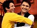 Video : Kapil, Sunil ki <i>Gutthi</i>