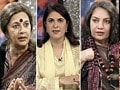 Video: The NDTV Dialogues: The women's agenda