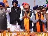 Video: Ticket trouble for BJP in Punjab