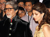 Video : Shweta remains the CEO of our family: Big B