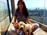 Video : Anushka Sharma's puppy love