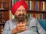Video : Khushwant Singh, noted author and journalist, dies at 99