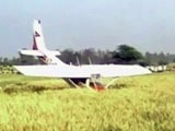 Video : टला हादसा : रायबरेली में एयरक्राफ्ट की इमरजेंसी लैंडिंग