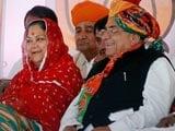 Video: Vasundhara Raje flaunts Sonaram, reminds Jaswant Singh of 'family values'