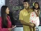 Video : हमारी बेटियां, हमारा गौरव : कुणाल कोहली ने किया स्कूल का दौरा