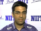 Video : My morale is high, confidence is back: Anand to NDTV after winning Candidates Chess