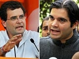 Video: Rahul Gandhi and Varun Gandhi: family over party?