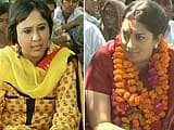 Video: I challenge Rahul Gandhi to a debate: Smriti Irani to NDTV