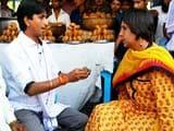 Video: Amethi is fed up of a political actor: Kumar Vishwas to NDTV