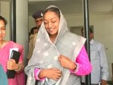 Video : Not nervous at all, says Meira Kumar as Sasaram votes