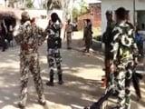 Video: Naxal violence hits Bihar on poll day