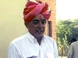 Video : बीजेपी ने जसवंत के बेटे मानवेंद्र पर की कार्रवाई