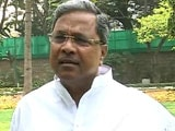 Video : Narendra Modi doesn't have much impact here: Karnataka Chief Minister to NDTV
