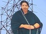 Video: Tamil Nadu stops for Jayalalithaa's rally