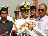 Video : Meet Robin K Dhowan, India's new Navy Chief