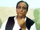 Video: Azam Khan refuses to apologise to Election Commission