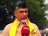 Video: Chandrababu Naidu woos voters with development bait