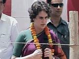 Video : Dangerous to vest power in one man: Priyanka Gandhi's jibe at Narendra Modi