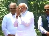 Video: After Narendra Modi's Varanasi roadshow, bickering over statues