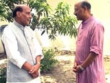Video: Walk The Talk with Rajnath Singh