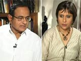 Video: Watch: Modi fascist, Chief Minister of average state - Chidambaram to NDTV