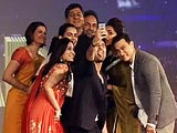 Video: An epic celeb selfie at the Indian Of The Year Awards