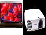 Video: Projectors vs. large screen TVs