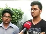 Video : Youngsters want to fly high in Hyderabad