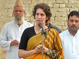 Video: Opposition Cowards, Circulating Literature of Lies: Priyanka Gandhi Vadra