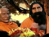 Video: Baba Ramdev's 'foot-in-mouth' Asana