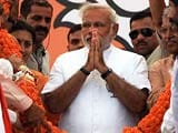 Video: Watch - From Amethi: Modi Brings Battle to Gandhi Doorstep