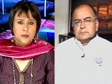 Video: Watch: Priyanka Gandhi Must Apologise - Arun Jaitley on 'Neech Rajniti' Comment