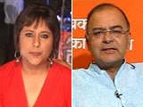 Video: Watch: Election Commission a Mute Spectator, its Authority Has Collapsed - Jaitley to NDTV