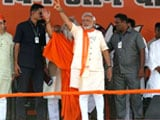 Video: Modi accuses Election Commission of scuttling his Varanasi rally, takes a road trip