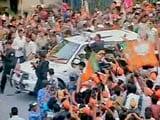 Video: मिशन 2014 : नरेंद्र मोदी का अघोषित रोडशो