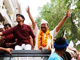 Video: From Kejriwal's Campaign Trail: The Fight for the Non Modi Vote