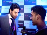 Video: Abhishek Bachchan Style Tips:  Dress for the Occasion