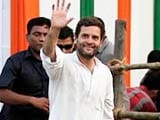 Video : Rahul Gandhi Faces Sharp Criticism for Skipping PM's Farewell