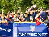 Video : The Stunning Rise of Atletico Madrid – Champions of Spanish League