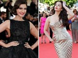 Video : Aishwarya, Sonam: The Showstoppers at Cannes