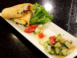 Video: Indo Mexican Paneer Wrap
