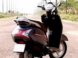 Activa Rides Into 125 cc Space