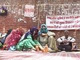 Video : Bhagana Gang-rape Survivors Protest