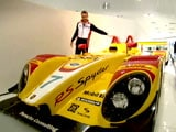 Video: Meet Russia's F1 Hopeful Sergey Sirotkin; Guided Tour of the Porsche Museum