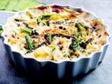 Video: Baked Eggs with Beans