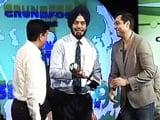 Video : मिशन एनर्जी चैलेंज के विजेताओं को अभय देओल ने दिए पुरस्कार