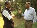 Video: Walk The Talk With Natarajan Chandrasekaran