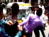 Video : Large Protests in Uttar Pradesh After Cops Shot on Duty
