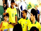 India's 7-Year-Old 'Representative' at FIFA World Cup in Brazil