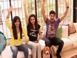 Video: Heavy Petting All Stars: Meet Mukti, Neeti Mohan and Their Little Brat Frodo